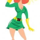 Marvel Girl, Personal Work