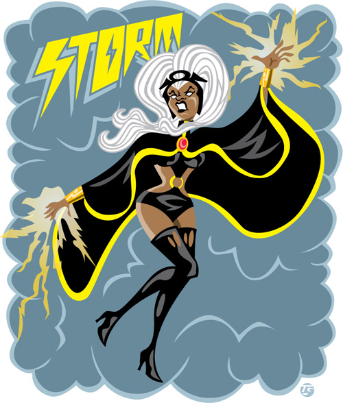Storm, Personal Work