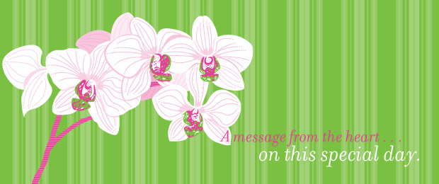 Mother\'s Day Fundraising Art, Client: City Meals on Wheels