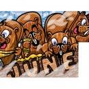 Beavers on the Log Flume, Clients: Disney Adventures Magazine