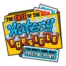 Case of the Watery Popsicle type treatment, Client: Scholastic