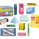 Packaging Spot Illustrations