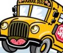 School Bus Character
