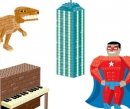 Toy Brick Spot Illustrations