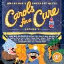 Carols for a Cure Vol. 5 CD Art, Client: Rocket Science Records/Broadway Cares