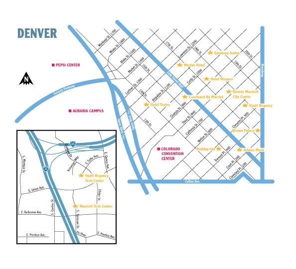 Wayfinding Map, Client: NBA