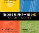 Teaching Respect for All Cover, Client: GLSEN