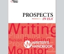 Prospects in ELA Cover, Client: The Princeton Review