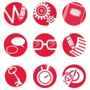 Educational Icons, Client: The Princeton Review
