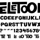 Teletoon Typeface, Client: Brand New World