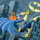Batgirl Ilustration, Personal Work