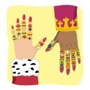 Counting Art-Royal Rings, CLIENT: Sylvan Learning