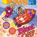 Scholastic News Cover Art, Client: Scholastic