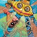 Giant Squid, Client: Scholastic