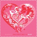 Valentine\'s Card Promotion 2011, Self-Promotion