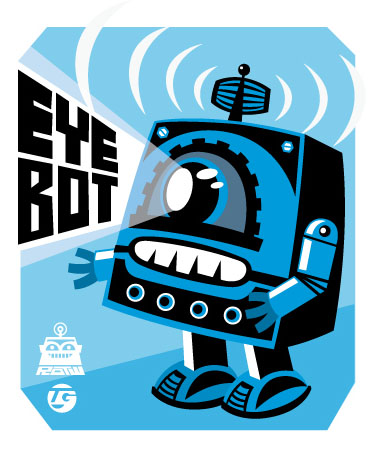 Robot of the Week: Eyebot