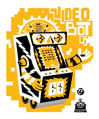 Robot of the week: Videobot