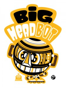 Robot of the week: Big Headbot