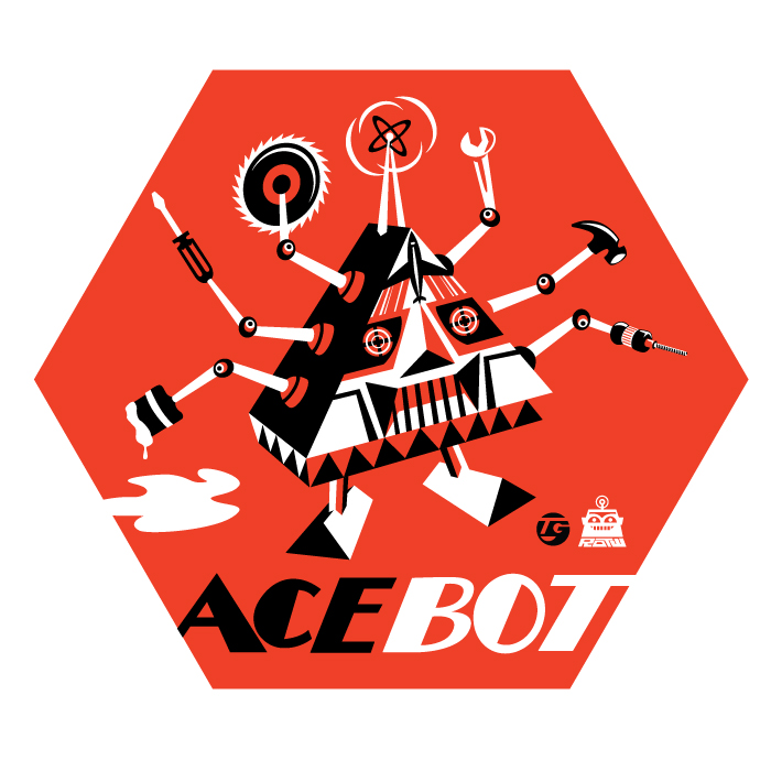robot of the week acebot