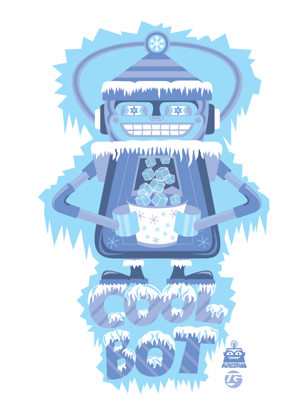 Cooling down the summer is the COOLBOT.
