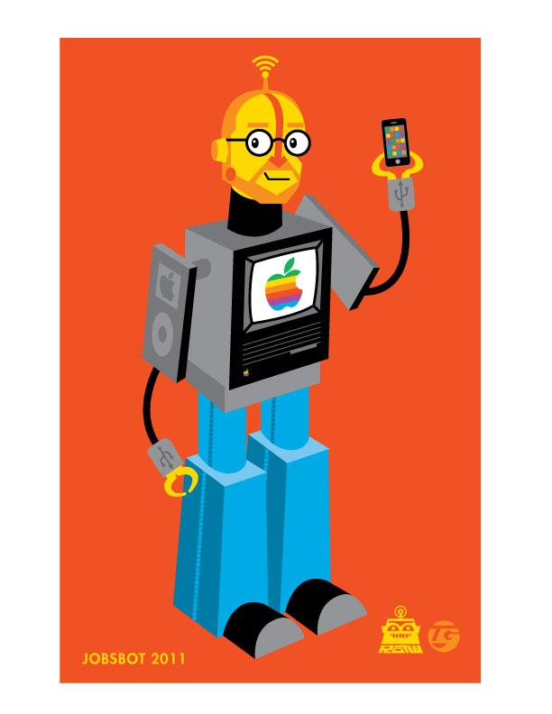 Robot of the week: Jobsbot